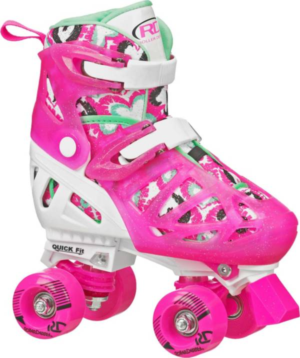 Roller Derby Girls' Trac Star Adjustable Roller Skates product image