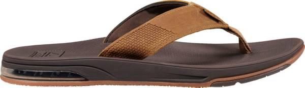 Reef Men's Leather Fanning Low Flip Flops product image