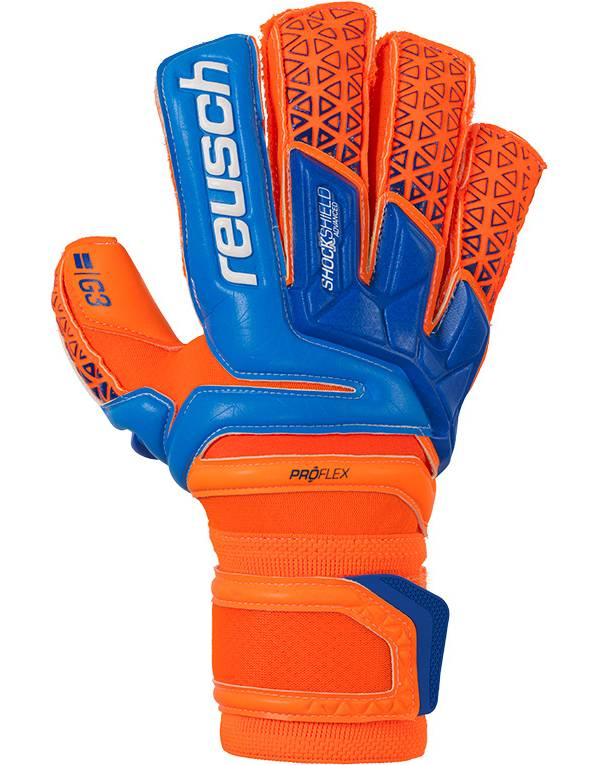Reusch Adult Prisma Deluxe G3 Soccer Goalkeeper Gloves product image