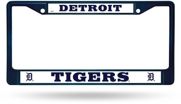 Rico Detroit Tigers Chrome License Plate Frame product image