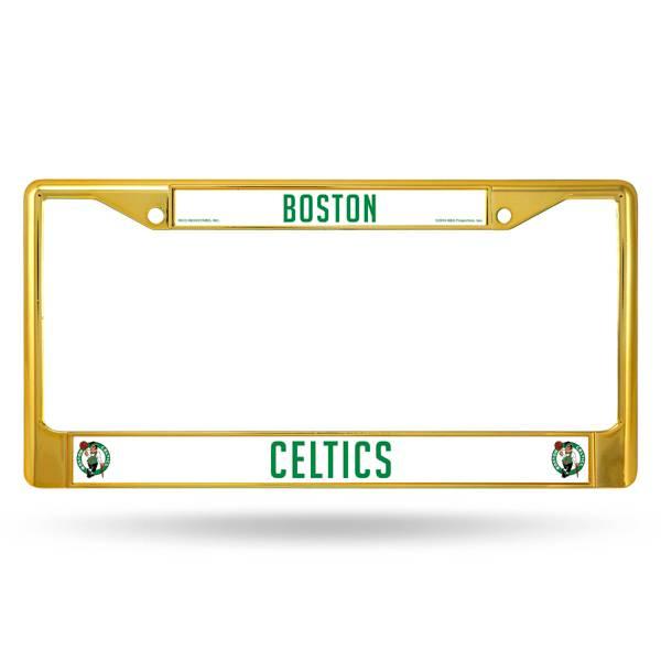 Rico Boston Celtics Chrome License Plate Frame product image