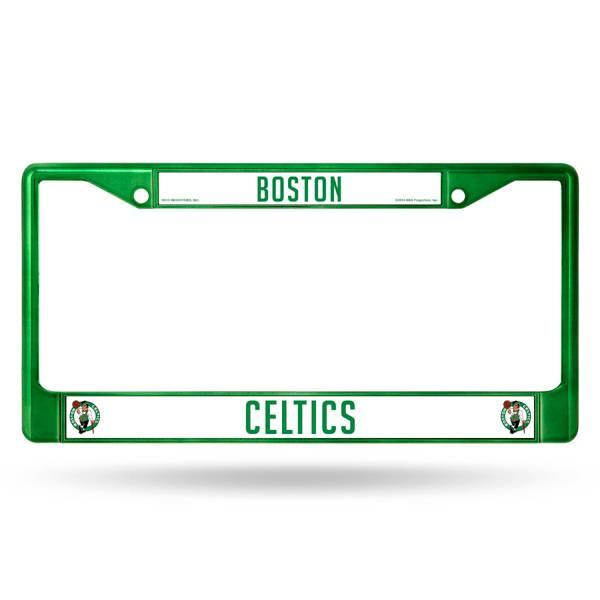 Rico Boston Celtics Colored Chrome License Plate Frame product image