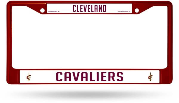 Rico Cleveland Cavaliers Chrome License Plate Frame product image