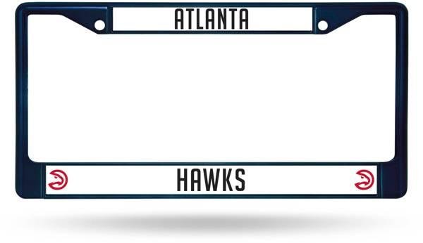 Rico Atlanta Hawks Chrome License Plate Frame product image