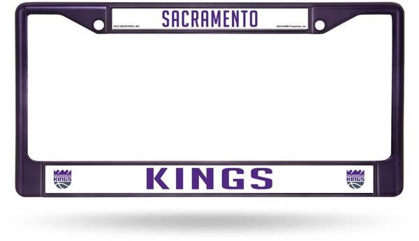 Rico Sacramento Kings Chrome License Plate Frame product image