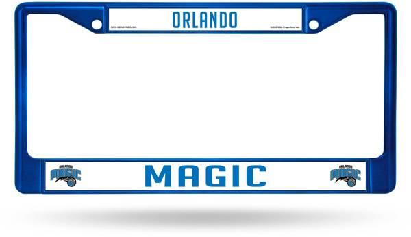 Rico Orlando Magic Chrome License Plate Frame product image