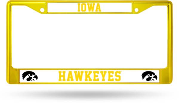 Rico Iowa Hawkeyes License Plate Frame product image