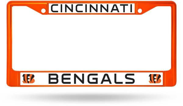 Rico Cincinnati Bengals Chrome License Plate Frame product image