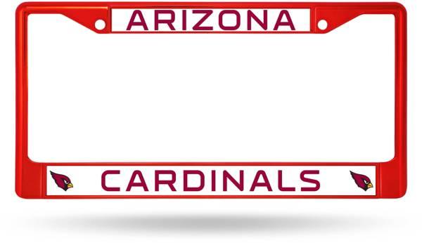 Rico Arizona Cardinals Chrome License Plate Frame product image
