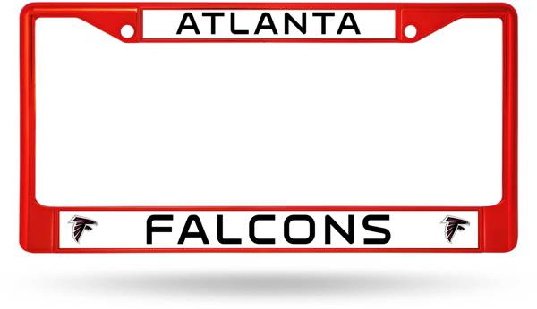 Rico Atlanta Falcons Chrome License Plate Frame product image