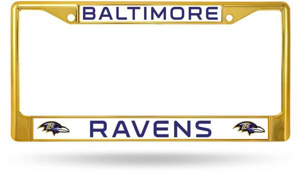 Rico Baltimore Ravens Chrome License Plate Frame product image
