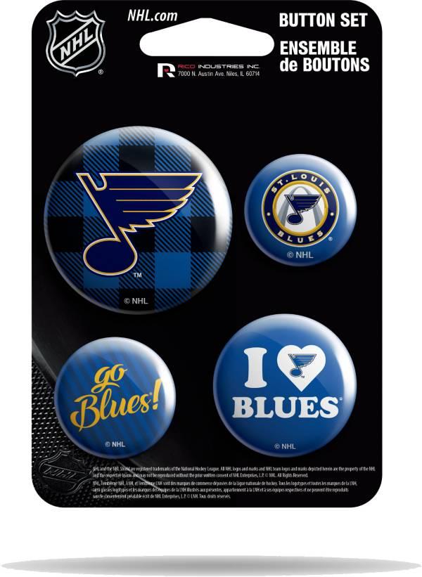 Rico St. Louis Blues Button Pack product image