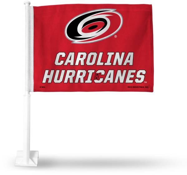 Rico Carolina Hurricanes Car Flag product image