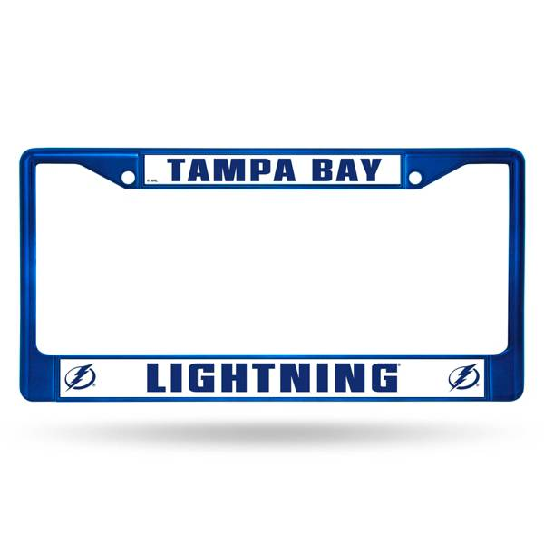 Rico Tampa Bay Lightning Chrome License Plate Frame product image