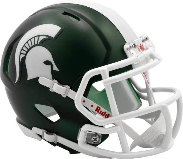Riddell Michigan State Spartans Satin Speed Mini Helmet product image