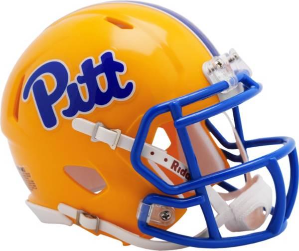 Riddell Pitt Panthers Speed Mini Football Helmet product image