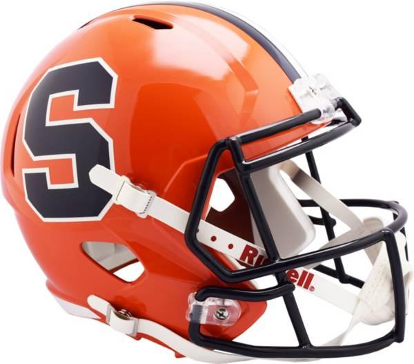 Riddell Syracuse Orange Speed Replica Football Helmet product image