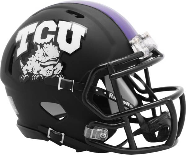 Riddell TCU Horned Frogs Speed Mini Helmet product image