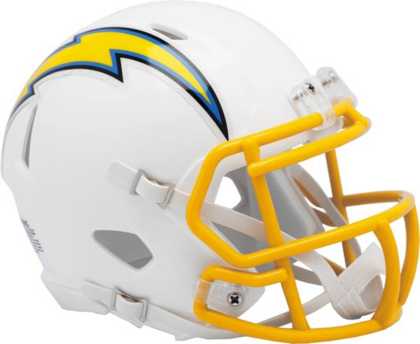 Riddell Los Angeles Chargers Speed Mini Football Helmet product image