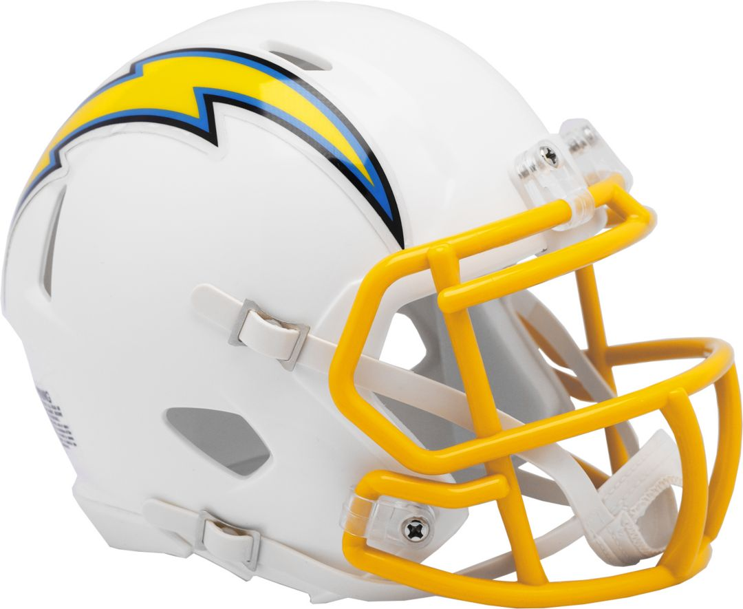 a7a33d14 Riddell Los Angeles Chargers Speed Mini Football Helmet