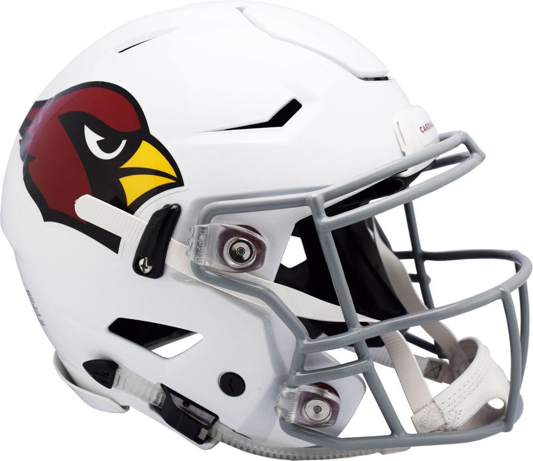01987506 Riddell Arizona Cardinals Speed Flex Authentic Football Helmet