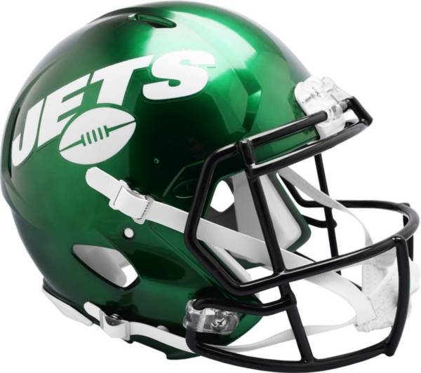 Riddell New York Jets Speed Authentic Football Helmet product image