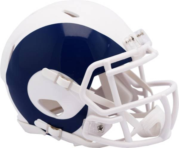 Riddell Los Angeles Rams AMP Speed Mini Football Helmet product image