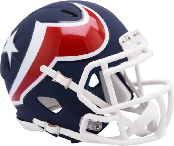 Riddell Houston Texans AMP Speed Mini Football Helmet product image