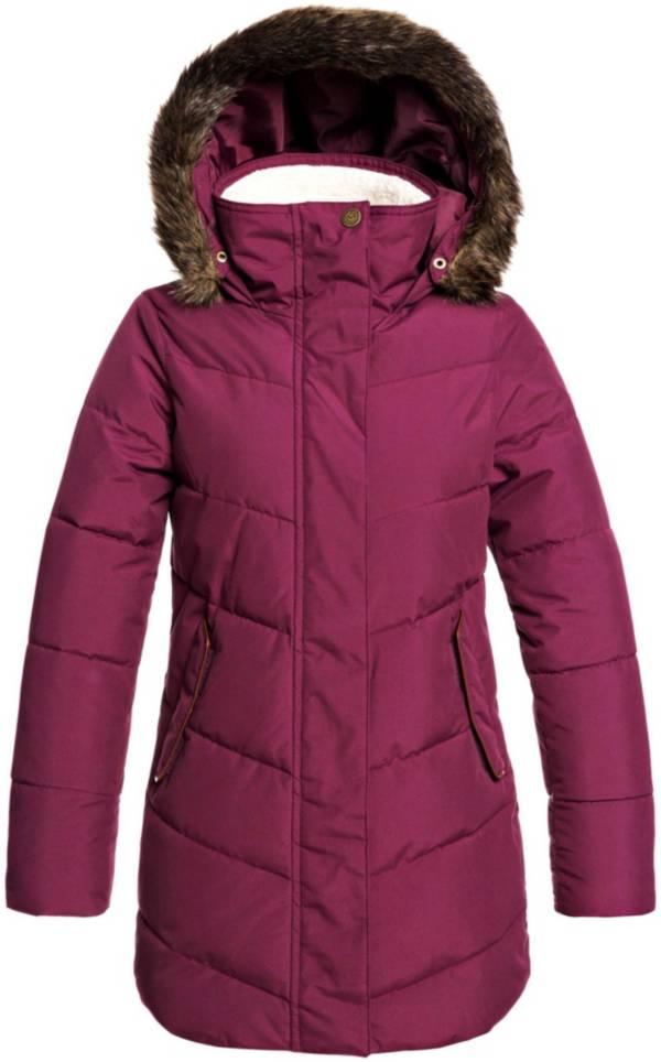Roxy Girls' Elsie Girl Long Puffer Jacket product image