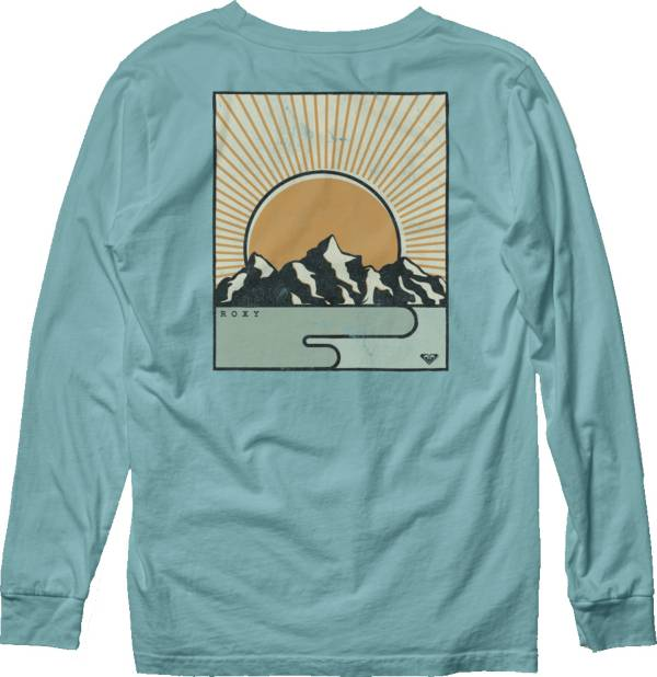 Roxy Women's Mountain View Vintage Long Sleeve T-Shirt product image