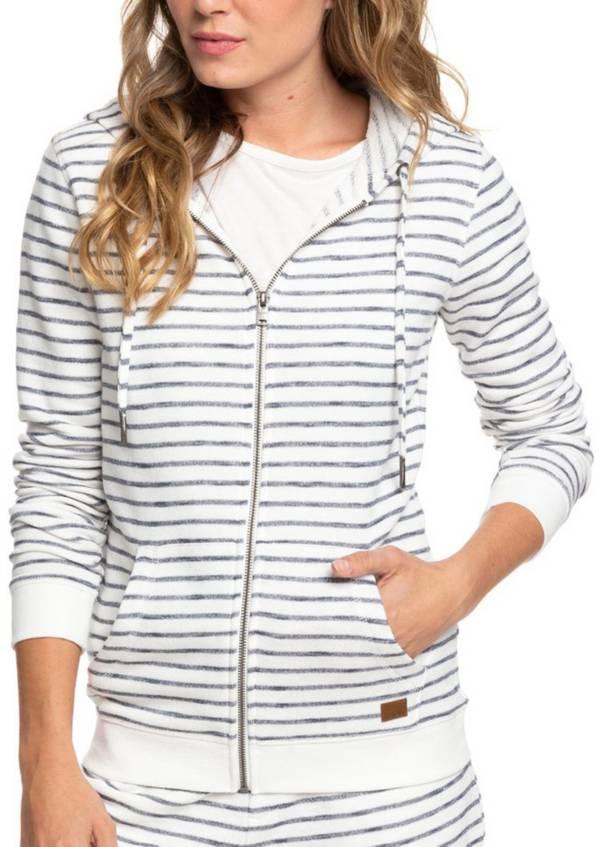 Roxy Women's Trippin Stripe Full Zip Hoodie product image