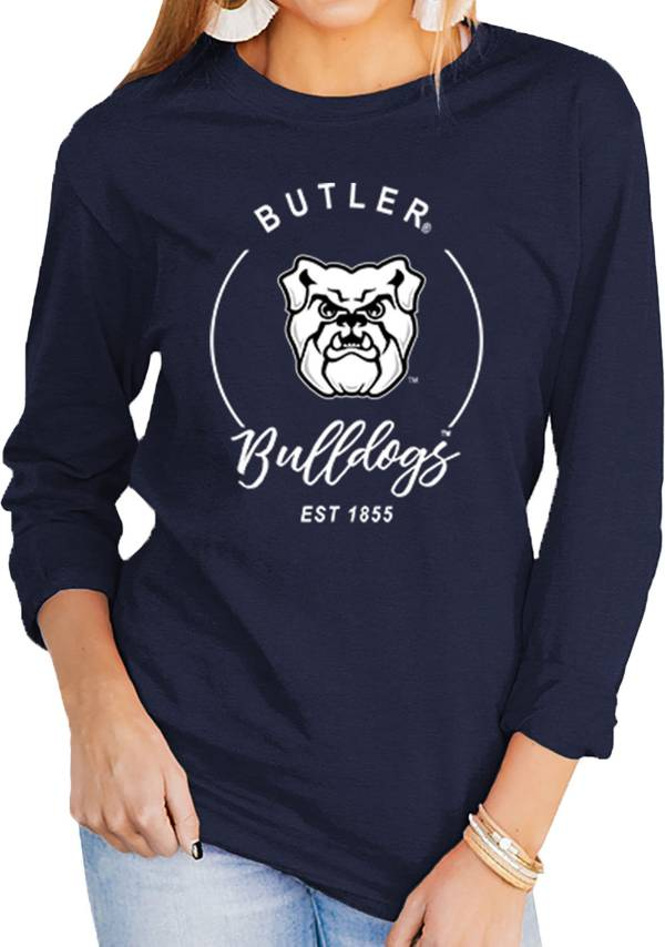Gameday Couture Women's Butler Bulldogs Blue Varsity Long Sleeve T-Shirt product image