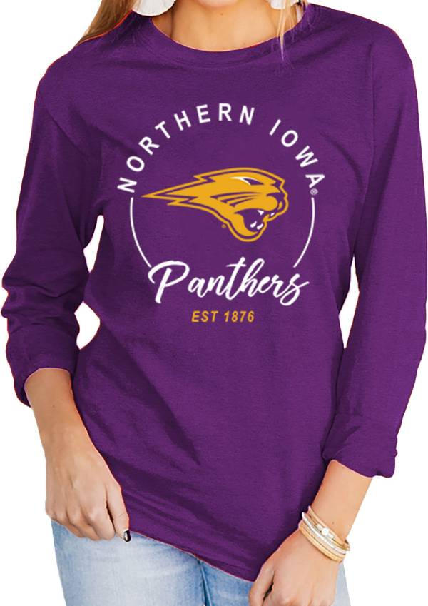 Gameday Couture Women's Northern Iowa Panthers  Purple Varsity Long Sleeve T-Shirt product image