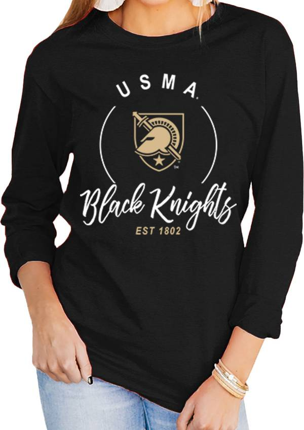 Gameday Couture Women's Army West Point Black Knights Army Black Varsity Long Sleeve T-Shirt product image