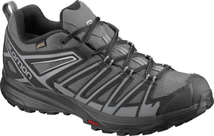 a117158e0b Salomon Men's X Crest GTX Waterproof Hiking Shoes