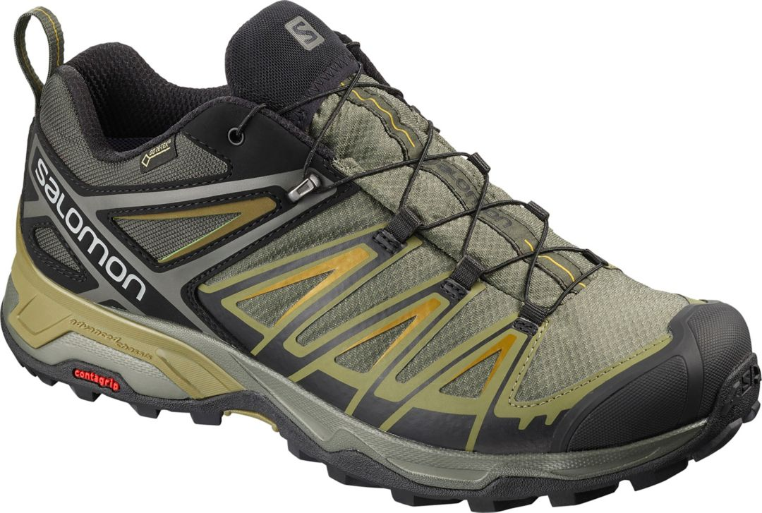 a4e29b347c Salomon Men's X Ultra 3 GTX Waterproof Hiking Shoes