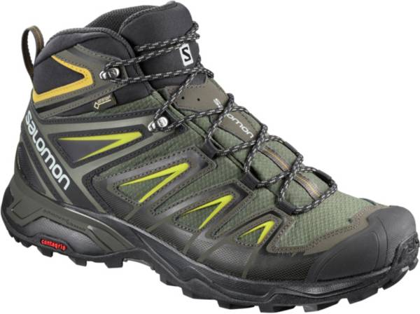 Salomon Men's X Ultra 3 Mid GTX Waterproof Hiking Boots product image