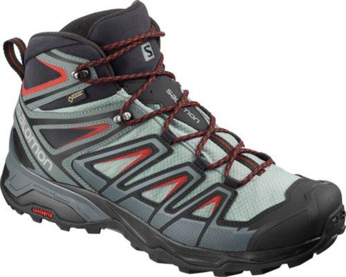 74d3236bb315 Salomon Men s X Ultra 3 Mid GTX Waterproof Hiking Boots. noImageFound. 1