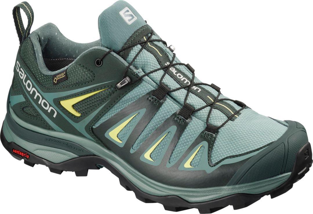 2797aa22659b7 Salomon Women's X Ultra 3 GTX Waterproof Hiking Shoes. noImageFound.  Previous