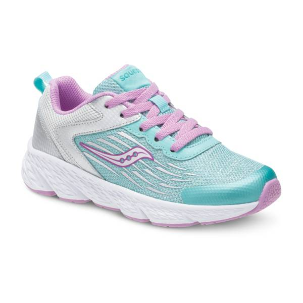 Saucony Kids' Grade School Wind Lace Shoes product image