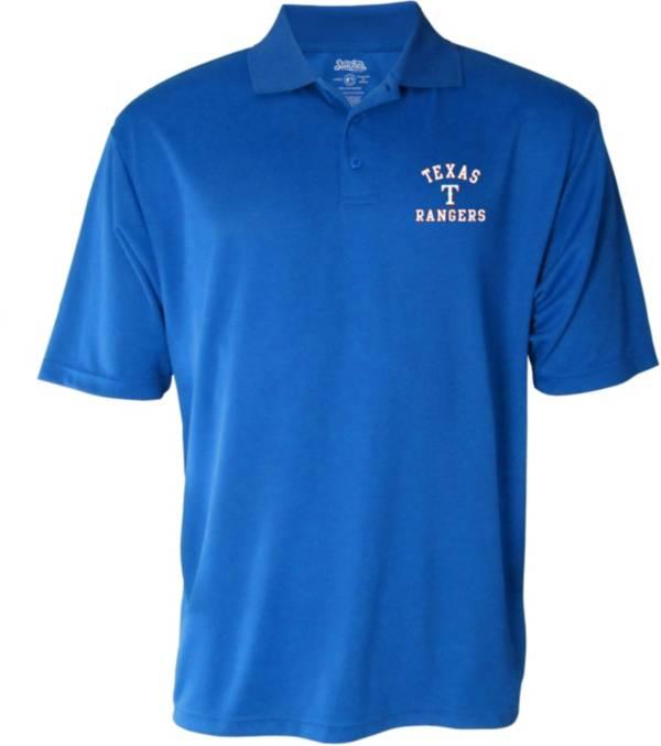 Stitches Men's Texas Rangers Polo product image
