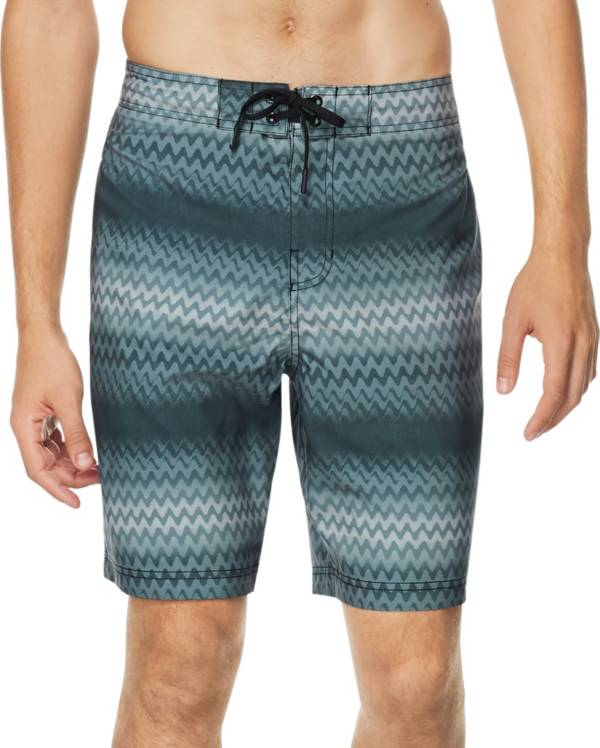 "Speedo Men's Stripe E-Board Latitude 20"" Board Shorts product image"