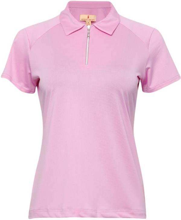 Sport Haley Women's Lulu ¼-Zip Sleeveless Golf Polo product image