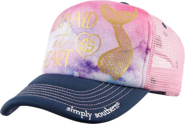 Simply Southern Women's Mermaid Trucker Hat product image