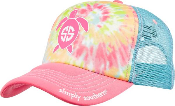Simply Southern Women's Embroidery Save Logo Trucker Hat product image