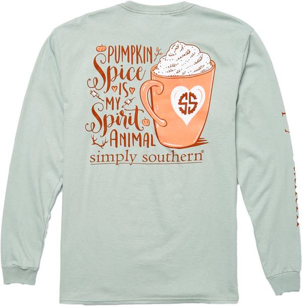 Simply Southern Women's Spice Long Sleeve T-Shirt product image