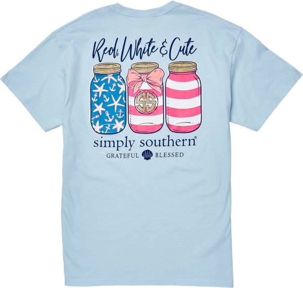 Simply Southern Women's Jars Short Sleeve T-Shirt product image
