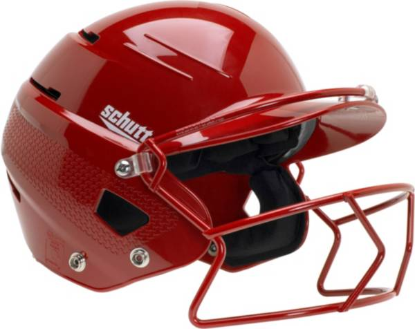 Schutt Junior XR1 Fastpitch Batting Helmet w/ Mask product image