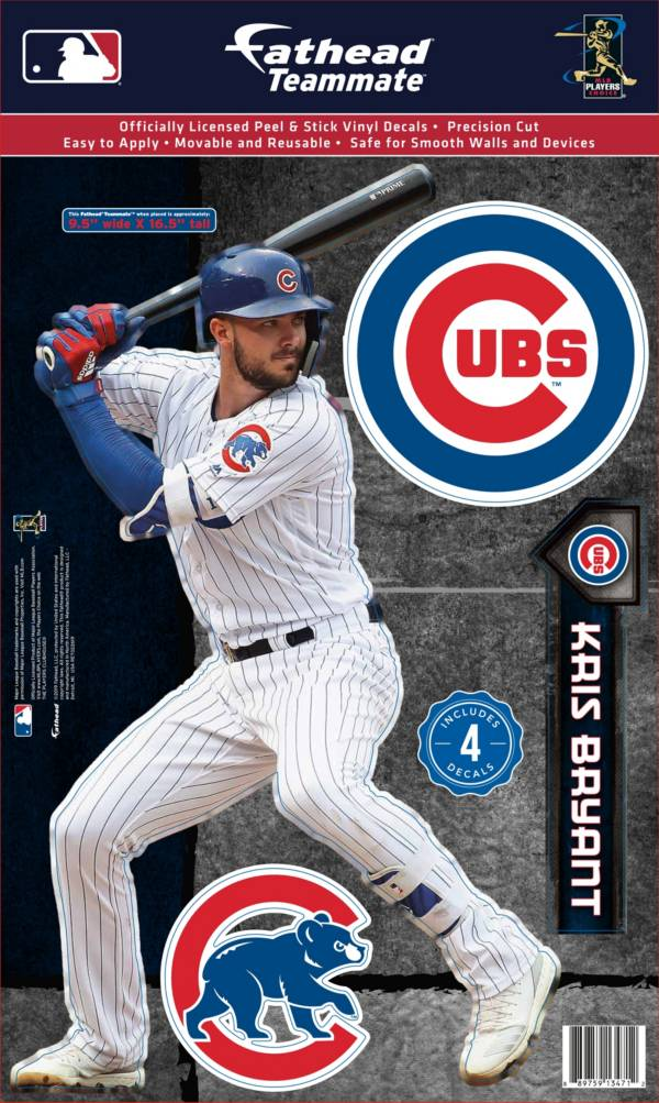 Fathead Chicago Cubs Kris Bryant Teammate Wall Decal product image