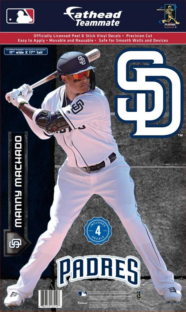 Fathead San Diego Padres Manny Machado Teammate Wall Decal product image